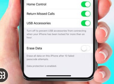 How to Disable USB Accessories Restricted Mode in iOS 12