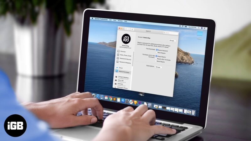 How to Download Free Apps Without Apple ID Password on Mac