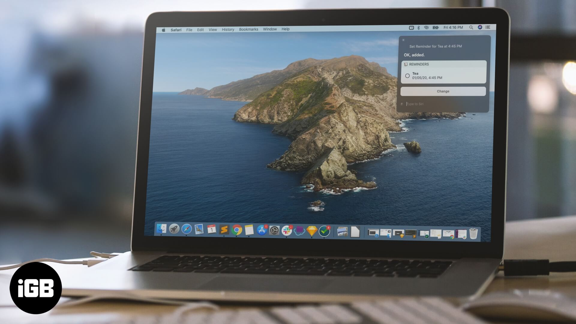How to Enable Type to Siri on Mac in macOS Catalina