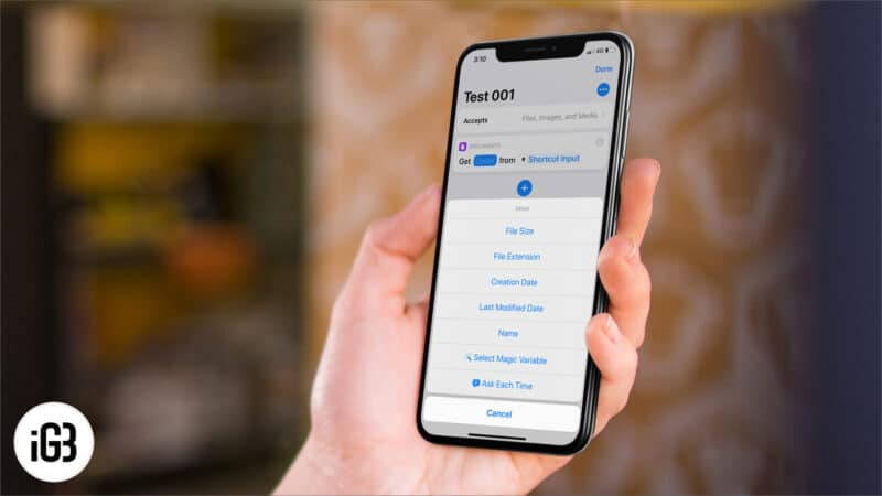 How to Find the Size of Files on iPhone