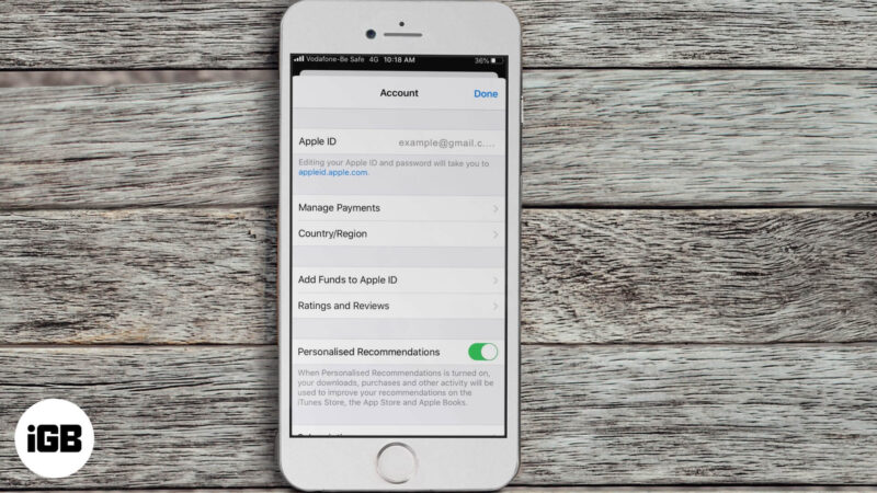 How to Fix Unable to Purchase Apps on iPhone or iPad