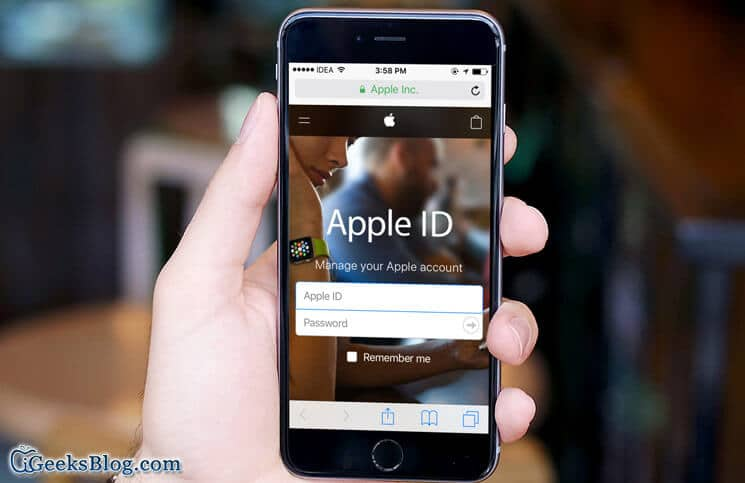 How to Fix iCloud Password not working in third-party apps Issue
