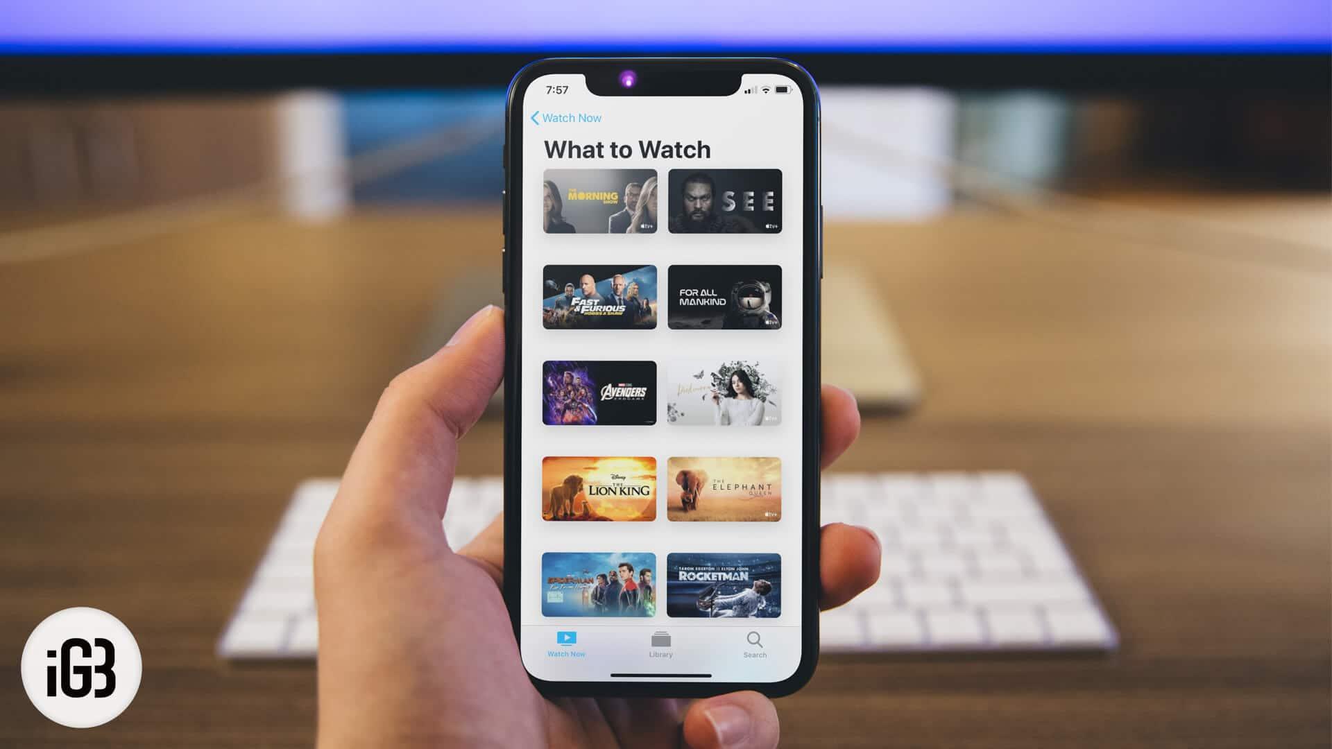 Apple tv プラス