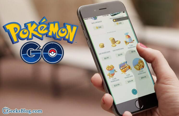 How to Get Free Pokecoins in Pokemon Go on iPhone or iPad