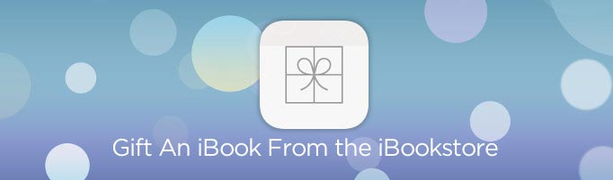 How to Gift an iBook from the iBookstore On iPhone and iPad