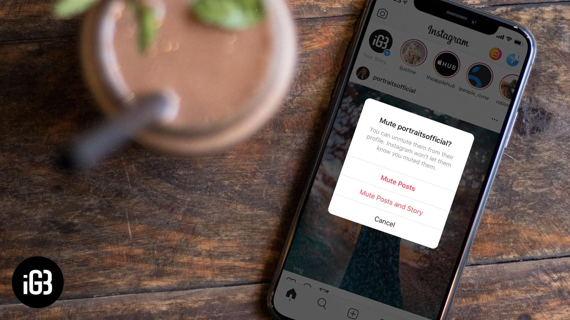 How to Hide Instagram Posts or Stories on iPhone Without Unfollowing Accounts