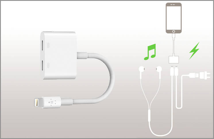 How to Listen Music While Charging iPhone 7-7 Plus