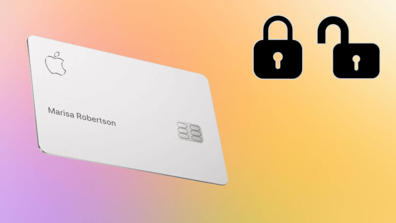 How to Lock or Unlock your Apple Card on iPhone
