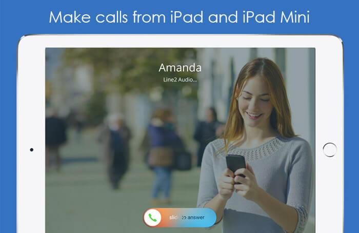 How to Make Phone Calls from iPad and iPad Mini