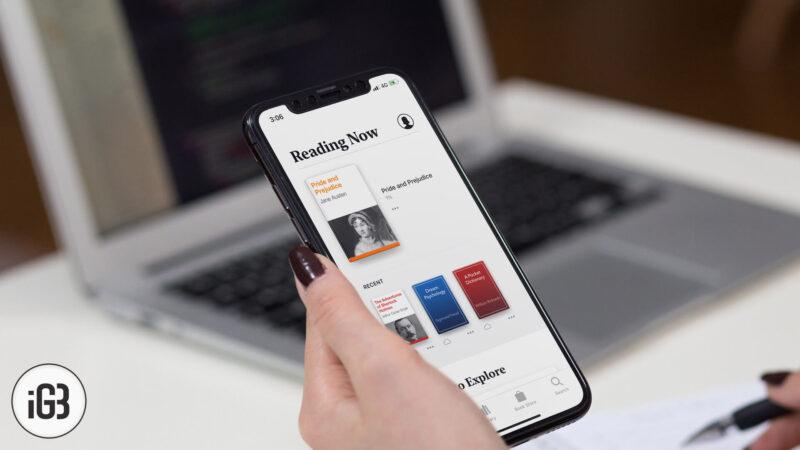 How to Make iBooks Read Aloud To You