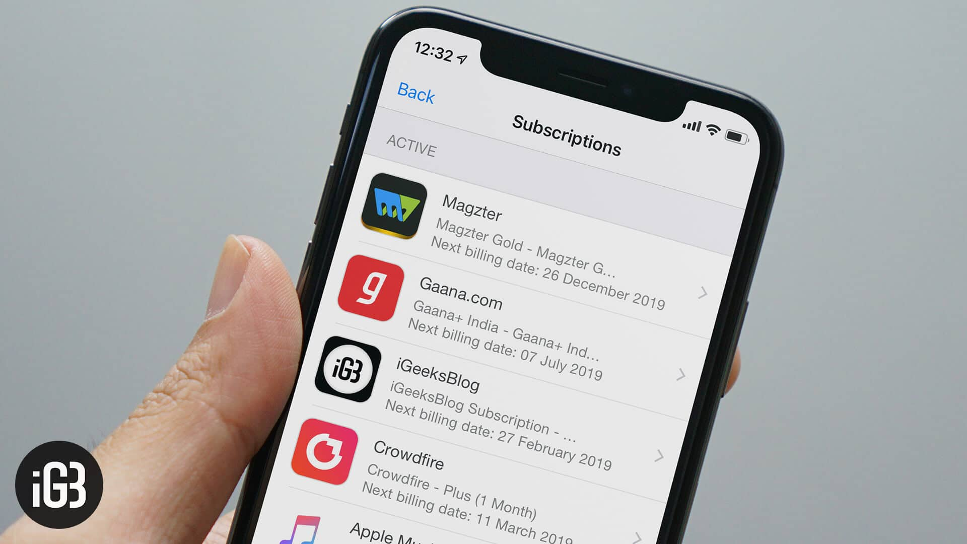 How to Manage Subscriptions on iPhone and iPad