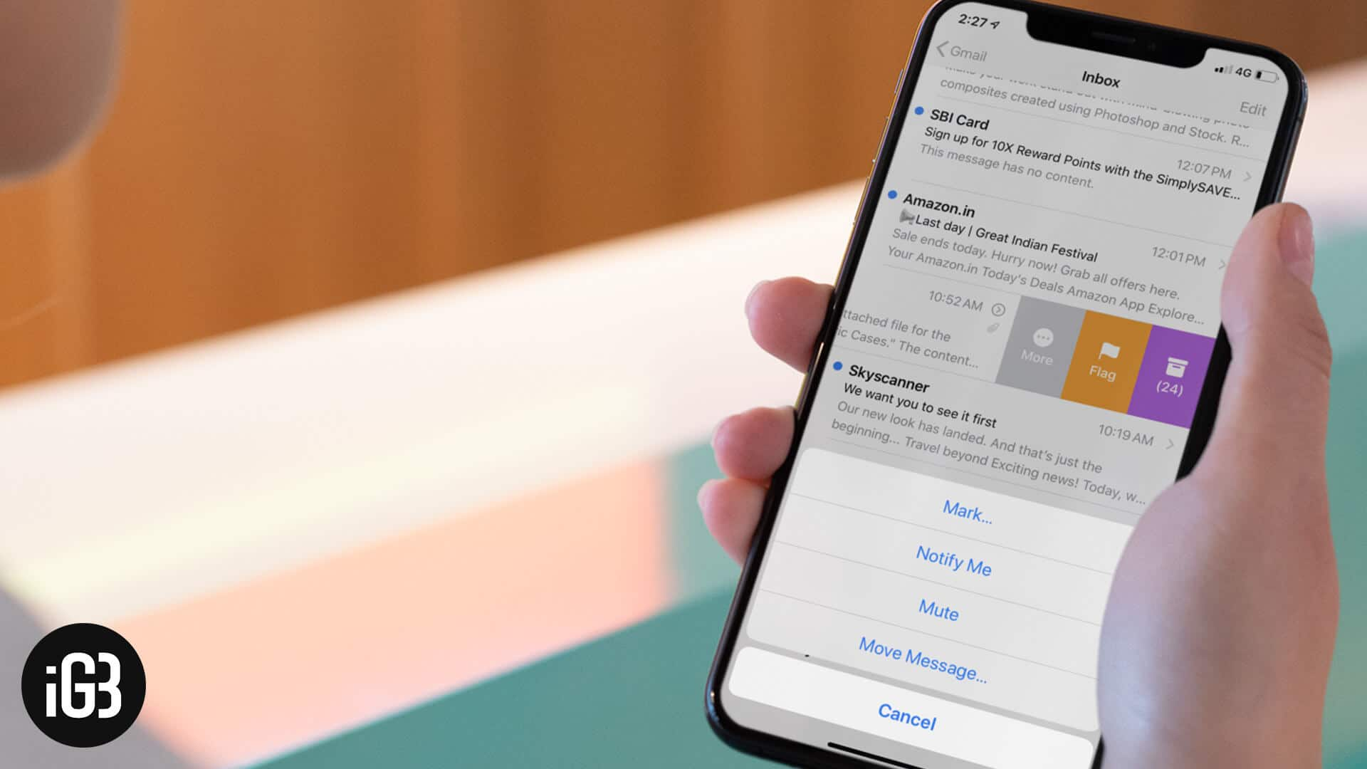 How to Organize Conversation Threads in Mail on iPhone and iPad