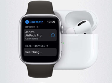 How to Pair Bluetooth Headphones with Apple Watch