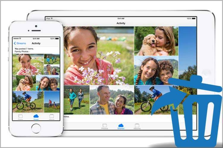 How to Permanently Delete Photos from iPhone or iPad