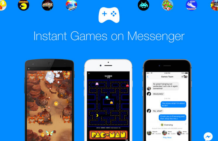 How to Play Facebook Messenger Instant Games on iPhone