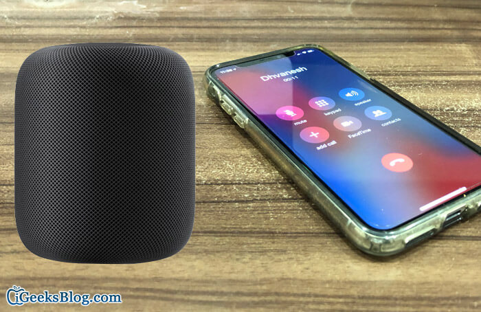 How to Prevent Others from Using HomePod As a Speakerphone