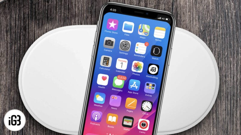 How to Remove or Hide iPhone X Notch from Home Screen and Lock Screen
