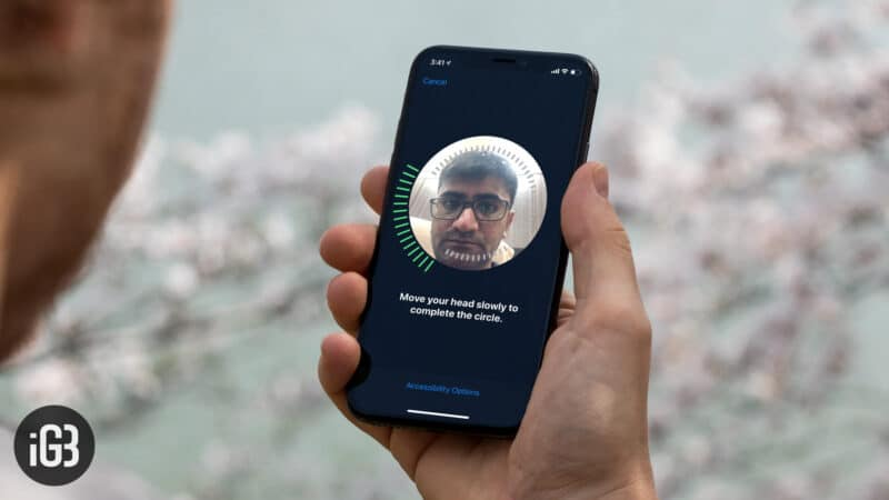 How to Reset Face ID On iPhone X, Xs Max, Xs, and iPhone XR