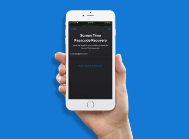 How to Reset Screen Time Passcode on iPhone or iPad