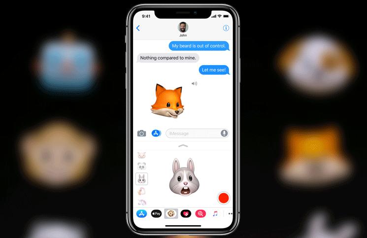 How to Save and Share Animoji on iPhone or iPad