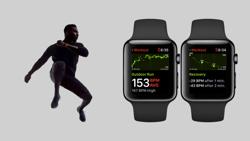 How to See Heart Rate Recovery on Apple Watch and iPhone