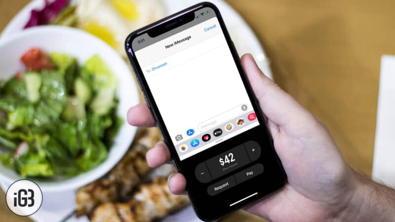 How to Send-Receive Apple Pay Cash Using iMessage on iPhone and iPad