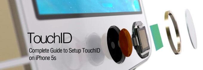 How to Set, Edit & Delete Fingerprints in iPhone 5s