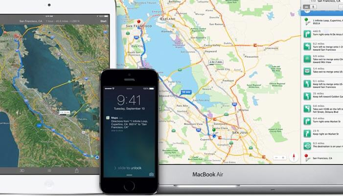How to Set Walking Directions as Default in Apple Maps in iPhone and iPad