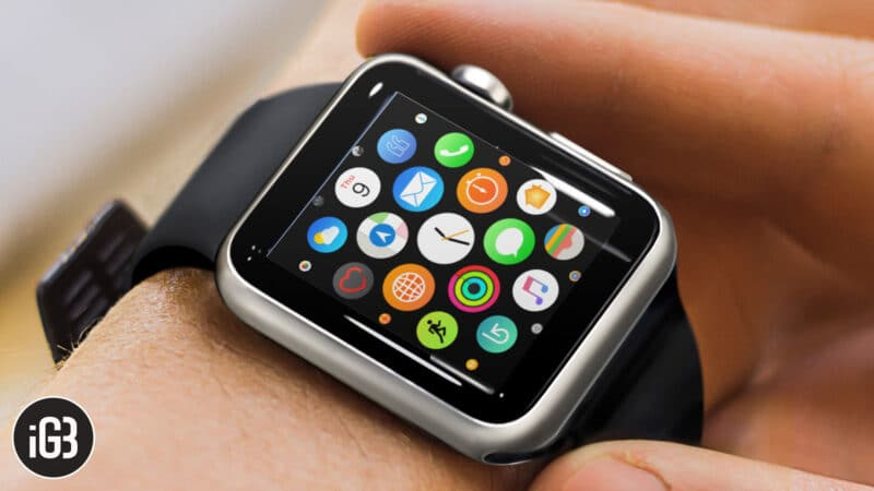 How to Setup Apple Watch for Left Handed Use