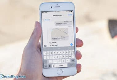 How to Share Location in iMessage Using Google Maps on iPhone and iPad