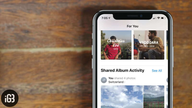 How to Share Photos or Videos Using Expiring Link on iPhone and iPad
