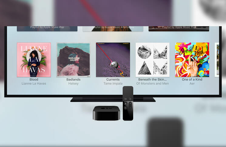 How to Stop Background Music on Apple TV