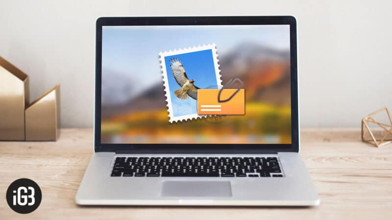 How to Stop Mail App from Automatically Downloading Attachments on Mac