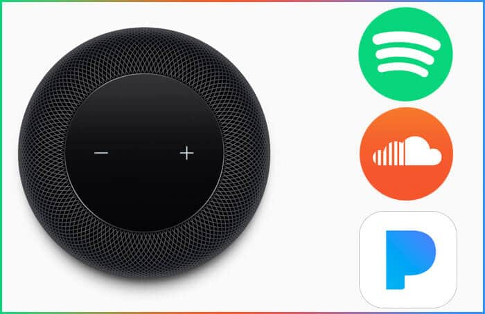 How to Stream Spotify, Pandora, and SoundCloud to HomePod