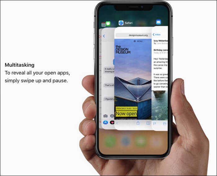 How to Switch Between Apps on iPhone X