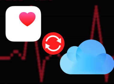 How to Sync Health Data to iCloud on iPhone