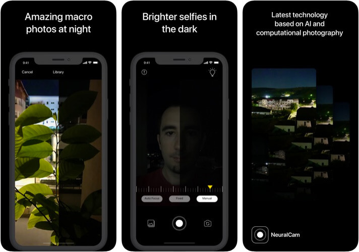 How to Take Better Photos at Night on iPhone with NeuralCam