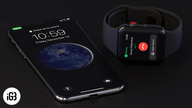 How to Transfer Cellular and FaceTime Audio Calls Between iPhone and Apple Watch