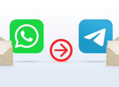 How to Transfer WhatsApp Messages to Telegram on iPhone