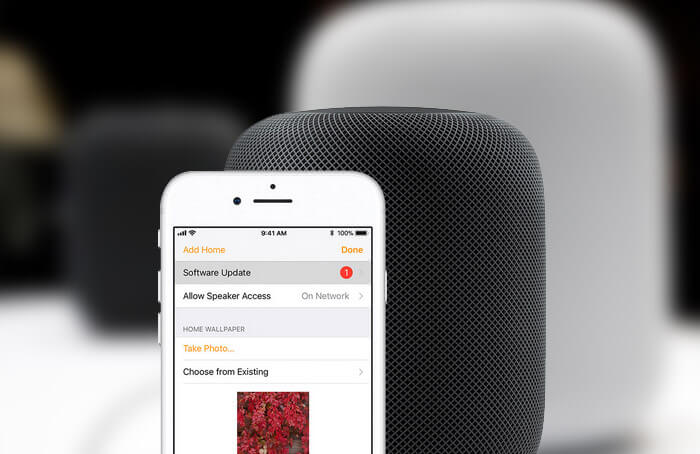 How to Turn Off Automatic Software Update on HomePod