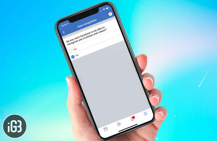How to Turn Off Facebook Face Recognition on iPhone, iPad, Android, and Computer