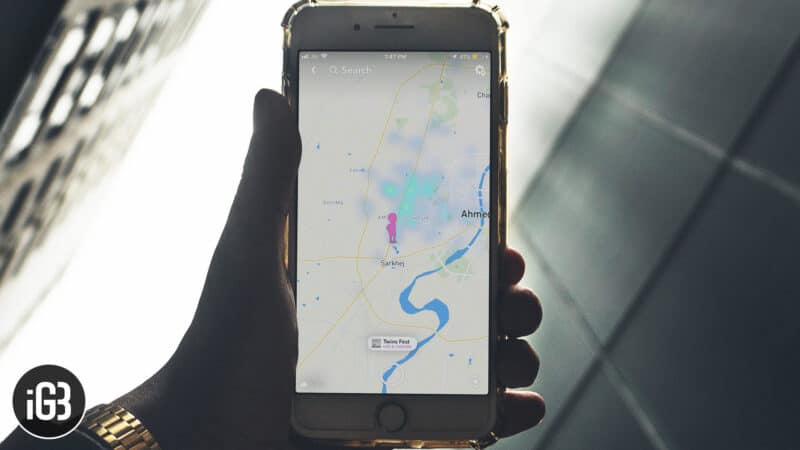 How to Turn Off Location in Snapchat on iPhone and Android