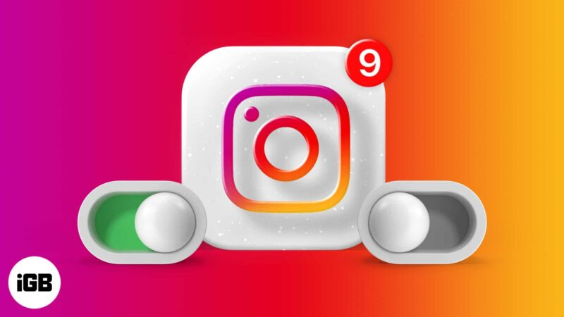 How to Turn On or Off Post and Story Notifications on Instagram