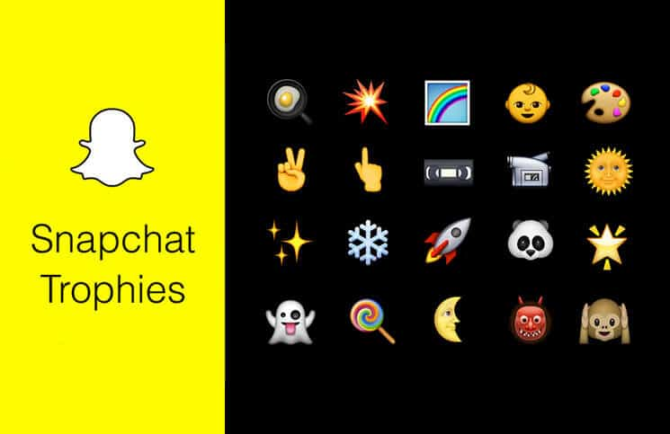 How to Unlock Snapchat Trophies
