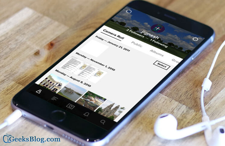 How to Upload iPhone and iPad Photos to Flickr