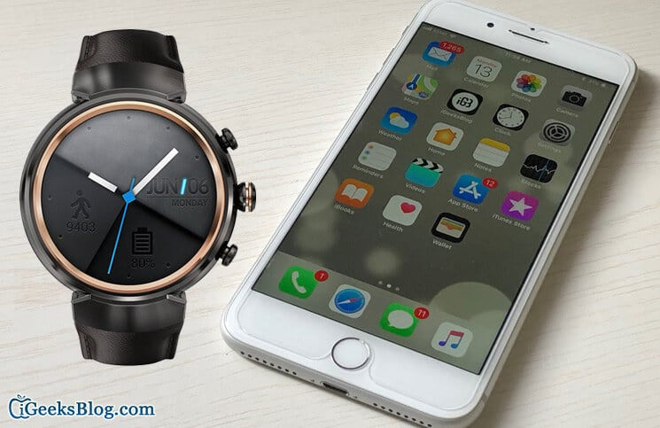 How to Use Android Watch with iPhone