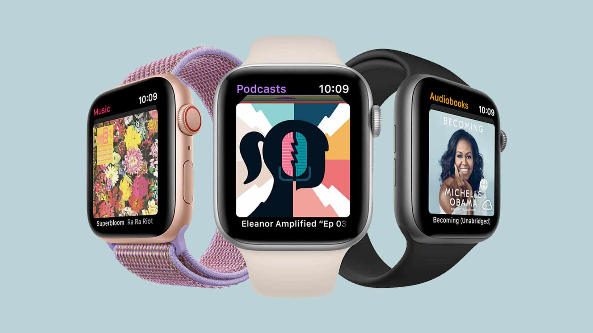 How to Use Books App to Listen Audiobooks on Apple Watch in watchOS 6