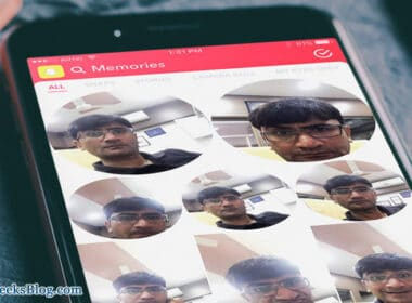 How to Use Memories in Snapchat on iPhone