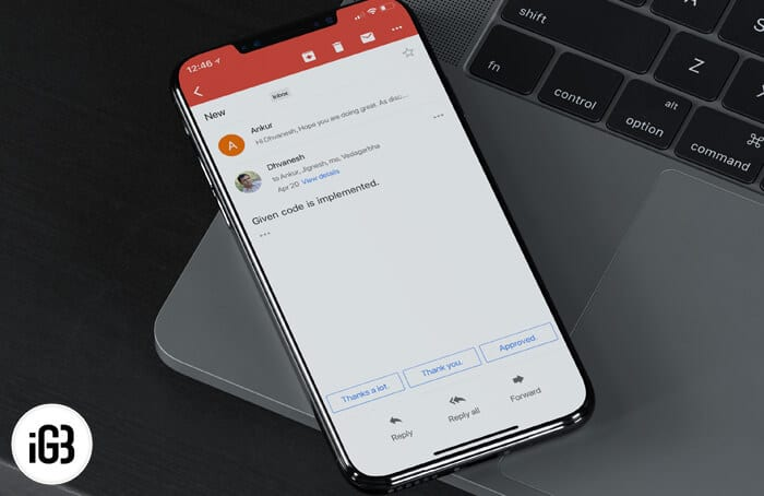 How to Use Smart Reply in Gmail