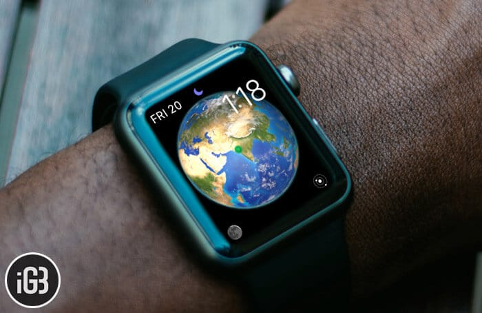 How to Use Time Travel on Apple Watch